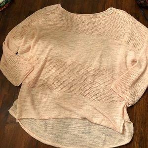 Size L Lou & Grey lightweight sweater